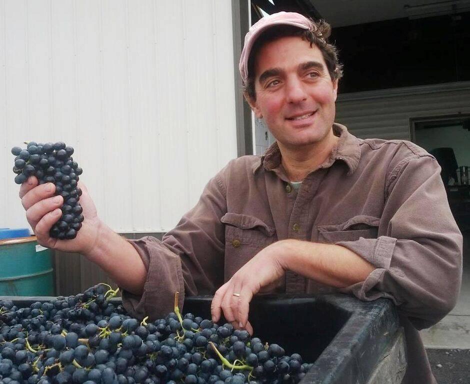 Meet Vinny Aliperti- Winemaker at Atwater Estate Vineyards and Billsboro Winery