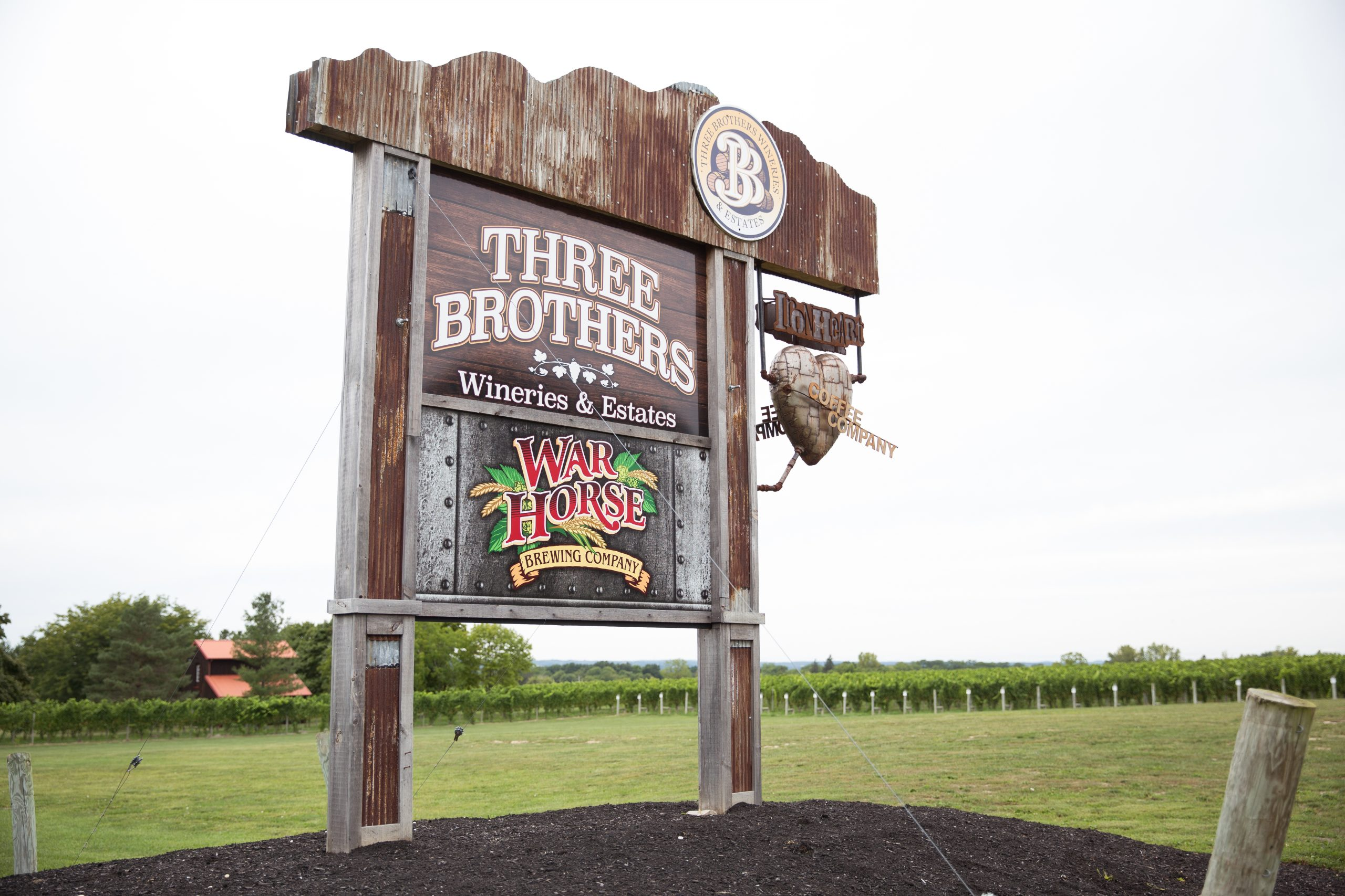 A Look Inside Three Brothers Winery and Estate