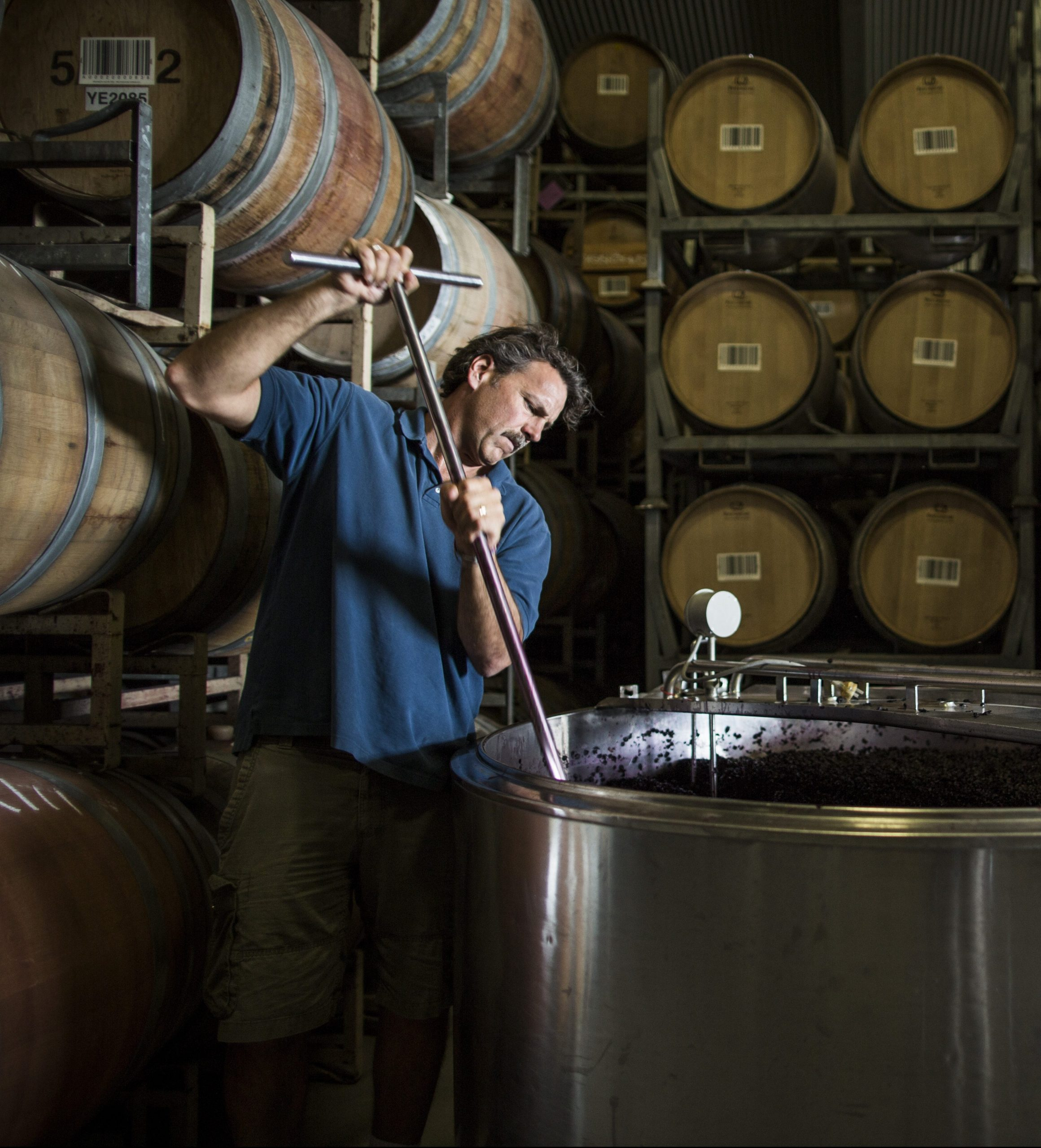 A Chat with Chris Carpenter of Hickinbotham Clarendon Vineyard