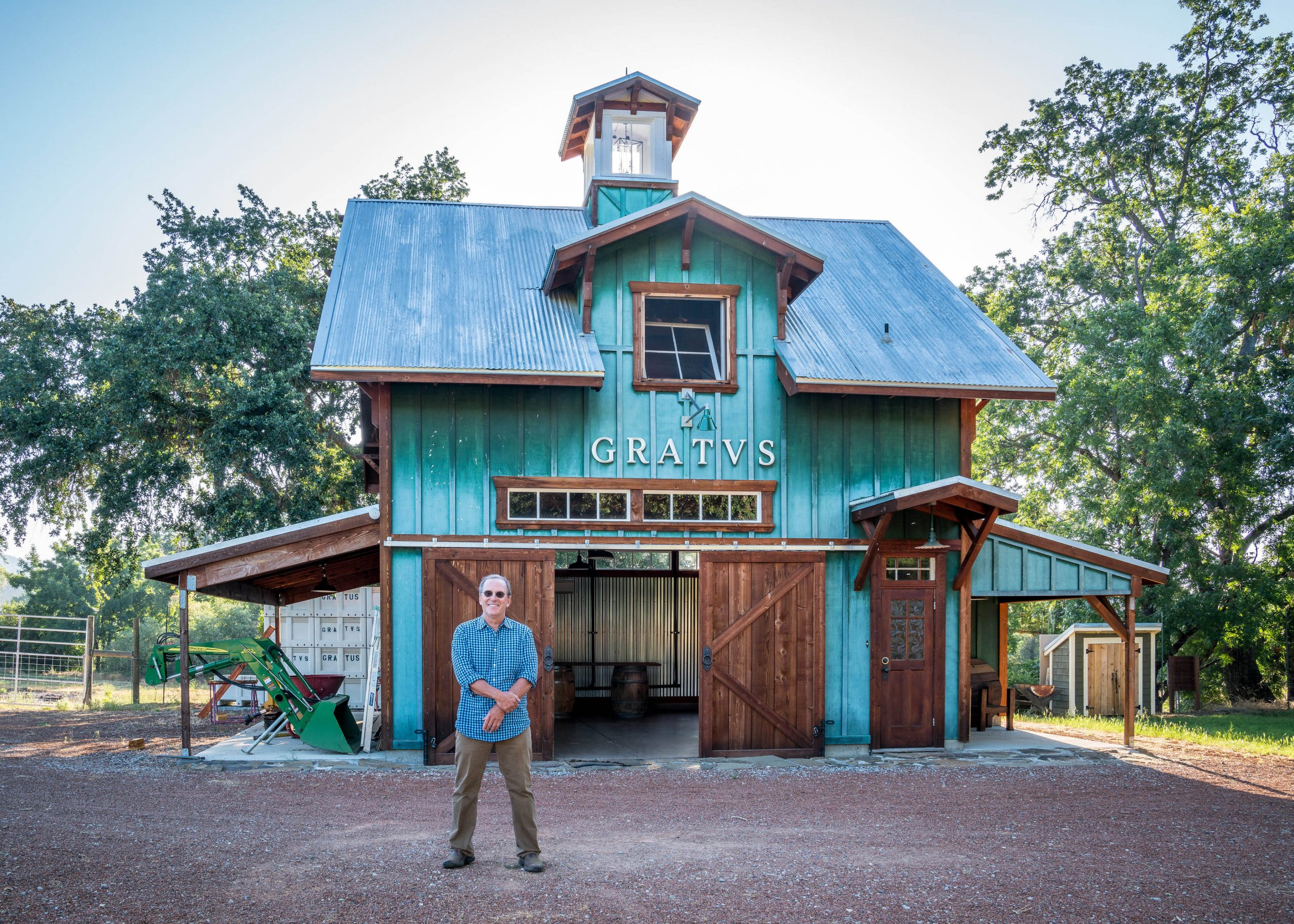 Gratus Winery: Four Wines to be Grateful For