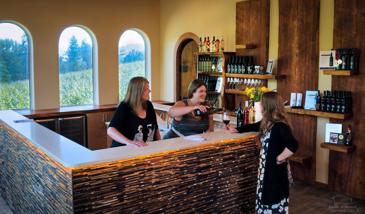 From Corporate Law Partner to Winery Owner – the Serendipitous Journey of Judy Kingston