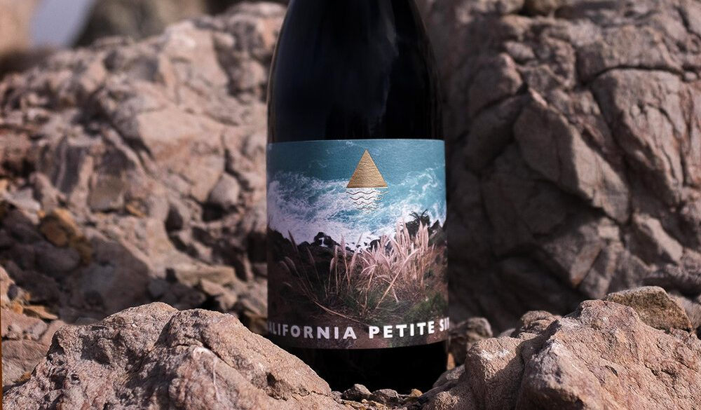 Wine of the Week – Mountain Tides – 2018 California Petite Sirah